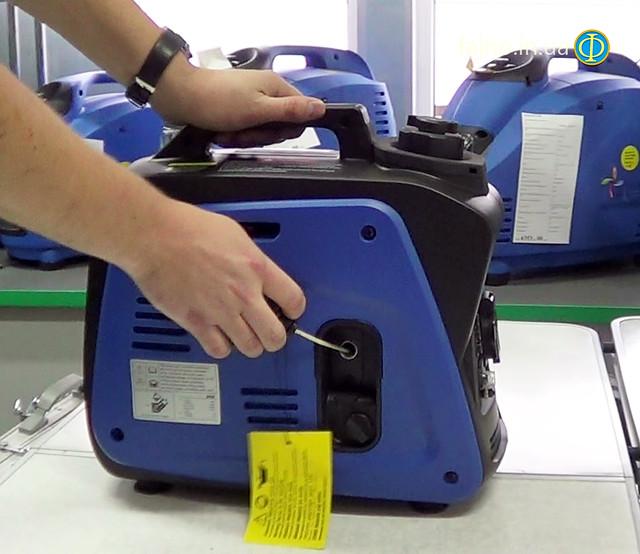 бензиновый инверторный генератор Weekender 950 фото 2