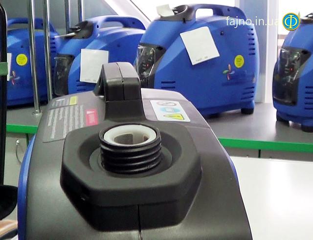 бензиновый инверторный генератор Weekender 950 фото 1