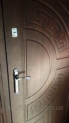 Входная дверь полуторная модель 1200 Т1 361 vinorit-37, фото 2