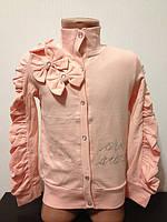 Детская одежда оптом Кофта нарядная для девочек оптом р.6-13лет, фото 1