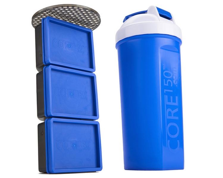 Shaker Core 150 900 ml blue