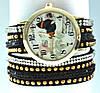 Часы с длинным ремешком  5046