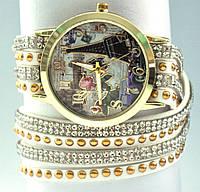 Часы с длинным ремешком  5048