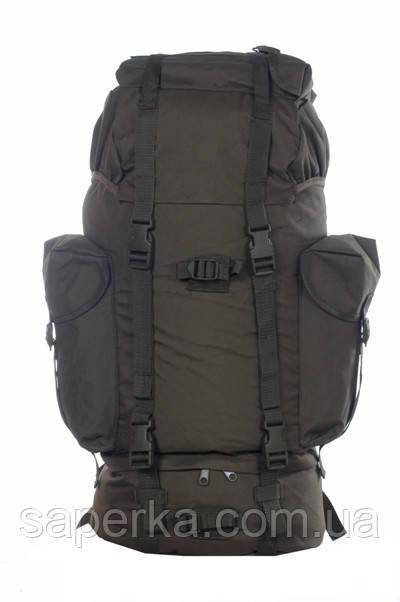 Рюкзак военный полевой 65 литров олива. Mil-tec Германия 14023001