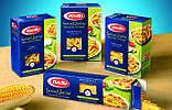 Безглютеновые макароны Barilla «Fusilli» Senza Glutine (макароны спиральки) 400 г., фото 2