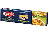 Безглютеновые макароны Barilla «Spaghetti» Senza Glutine (итальянские спагетти барилла) 400 г.