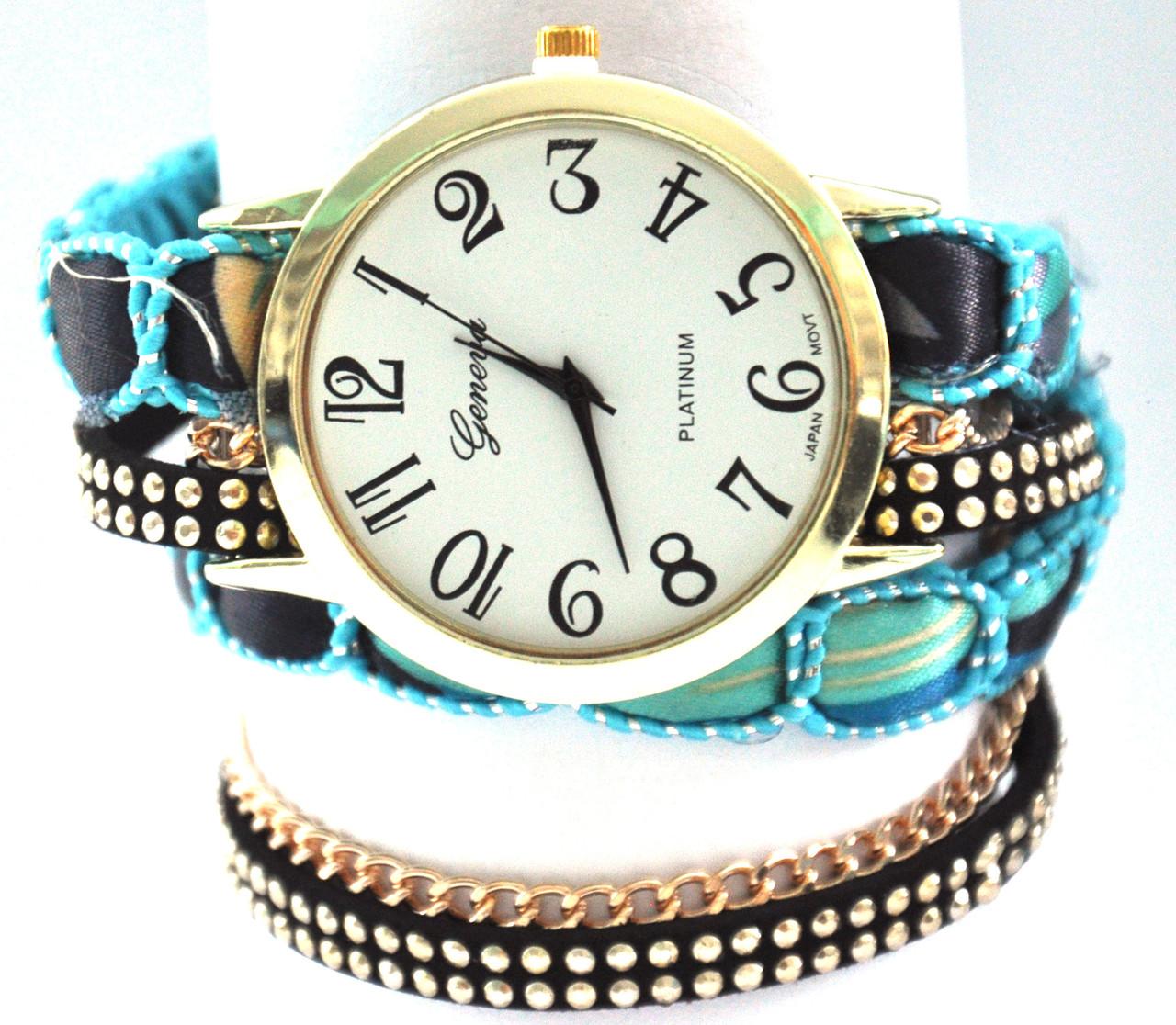 Часы с длинным ремешком  5067