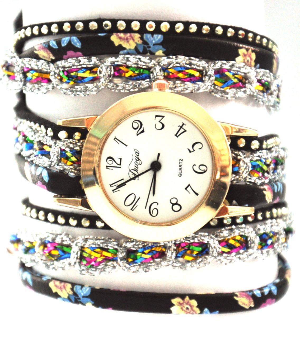 Часы с длинным ремешком  5078