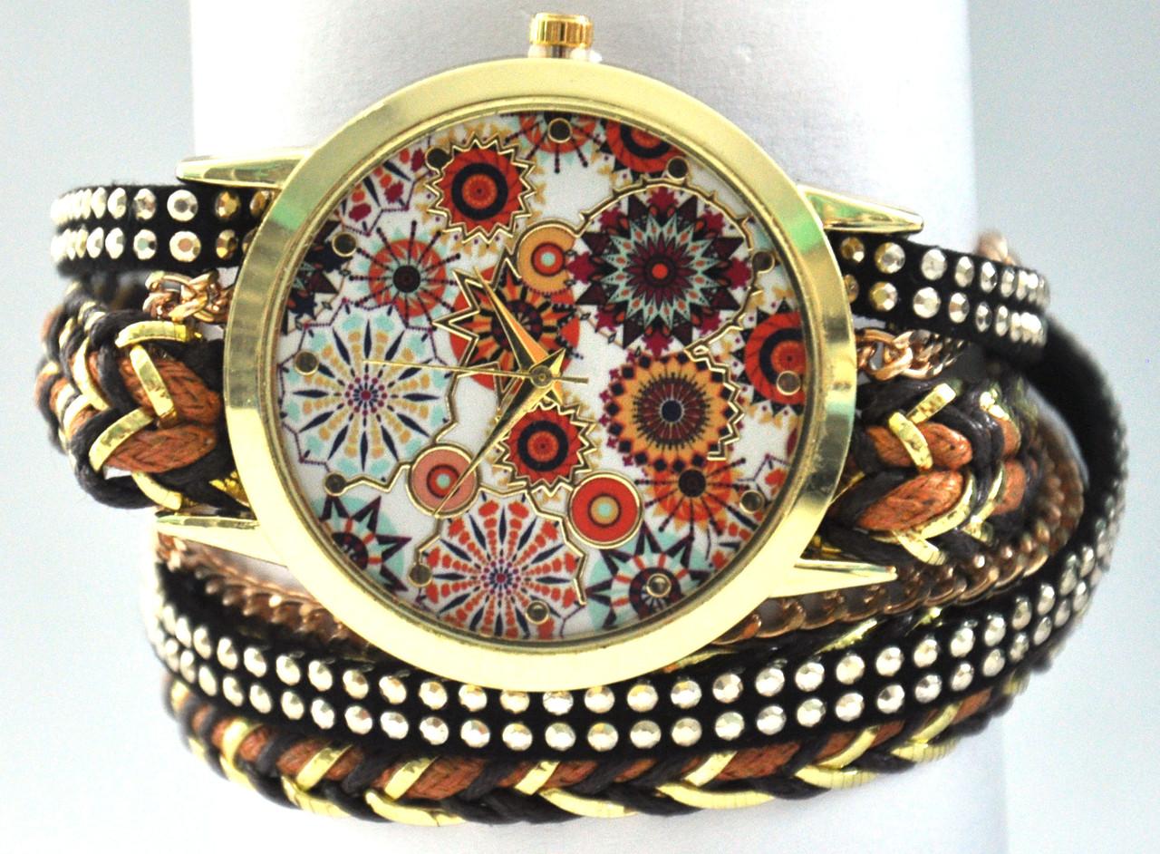 Часы с длинным ремешком  5083