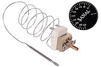 FSTB 320C  — Термостат капиллярный для гриля, с ручкой, Toff=320°С, L тр. 850мм, однофазный, 250V, 16A, Турция