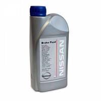 Жидкость тормозная NISSAN DOT-4, KE903-99932 1 л