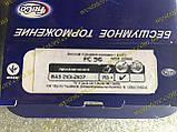 Колодки тормозные передние Ваз 2101,2102,2103,2104,2105,2106,2107 Frico FC 96, фото 3
