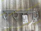 Прокладка коллектора выпускного Ланос Lanos 1.5 GM 96181207, фото 2