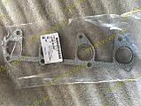 Прокладка коллектора выпускного Ланос Lanos 1.5 GM 96181207, фото 6