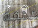 Прокладка коллектора выпускного Ланос Lanos 1.5 GM 96181207, фото 9