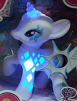 Пони Рарити Гламурный блеск My Little Pony Cutie Mark Magic Glamour Glow Rarity Оригинал из США
