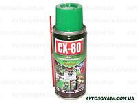 """Смазка с тефлоном """"Krytox"""" CX-80 / 100ml - спрей"""