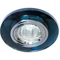 Точечный светильник Feron 8050-2 MR16 (серый/серебро)