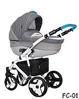Дитяча коляска Coletto Florino Carbon, фото 1