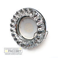 Встраиваемый точечный светильник SP-CR010-4141 (хром)