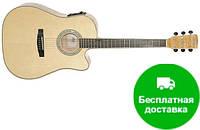 Электро-акустическая гитара Cort MR780FX (NAT)