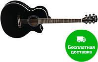 Электро-акустическая гитара Cort SFX5 (BK)