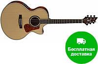 Электро-акустическая гитара Cort NDX20 (NAT)