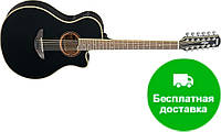 Электро-акустическая гитара Yamaha APX700 II-12 (BLK)