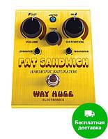 Гитарный эффект Wayhuge WAY HUGE FAT SANDWICH HARMONIC SATURATOR DISTORTION