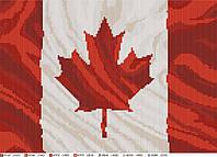 """Набор для вышивки бисером """"Герб Канады"""""""