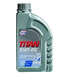 Масло моторное Fuchs Titan Syn MC 10W-40 1 л