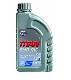 Масло моторное Fuchs Titan Syn MC 10W-40 1 л, фото 2