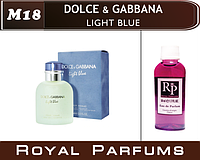 Духи на разлив Royal Parfums Dolce & Gabbana «Light Blue» (Дольче Габбана Лайт Блю) 100 мл.