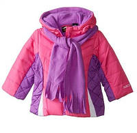 Куртка  для девочки Pacific Trail(США) с шарфом
