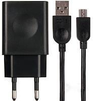 Сетевое зарядное Lenovo (C-P63) Black + кабель