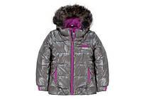Куртка для девочки зимняя  Deux par Deux  P 820, цвет 964