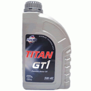 Моторное масло TITAN GT1 5W40 1L, 600756291