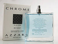 AZZARO CHROME   MEN tester 100 ml