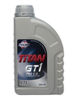 Масло моторное Fuchs Titan GT1 Pro C-3 5W-30 1л