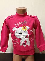 Детская одежда оптом Джемпер теплый для девочек оптом р.104-110-116-122, фото 1