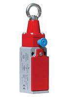 Выключатель концевой с вытяжным кольцом и кнопкой возврата (медленное срабатывание) (1НО+1НЗ)