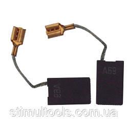 Угольные щетки Bosch 6х12х22 мм A69 оригинал
