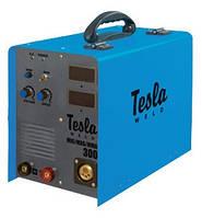 Сварочный аппарат для полуавтоматической сварки TESLA MIG\MAG\MMA 300