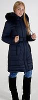 Теплое зимнее пальто Лорена р 48-58, фото 1