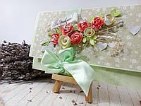 Открытка-конверт   для денежного подарка 1