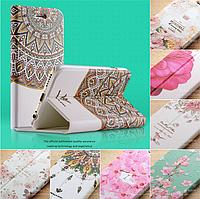 """Iphone 6/6s 4.7 оригинальный чехол книжка ультратонкий с рельфным 3D принтом рисунком для телефона """"GW BOOK"""