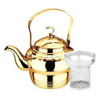 Заварочный чайник Bohmann BH 9602 Золото