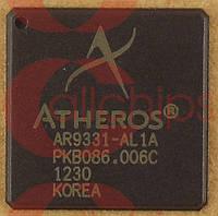 Процессор WiFi роутера Atheros AR9331-AL1A QFN