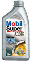 Моторное масло MOBIL SUPER 3000 XE 5W30 1 л