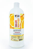 Nila Callus Remover лужний, Апельсин,1000мл